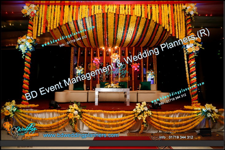 Event party decor
