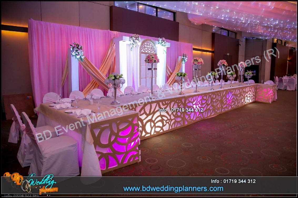 Wedding stage decor bd event management wedding planners for American wedding stage decoration
