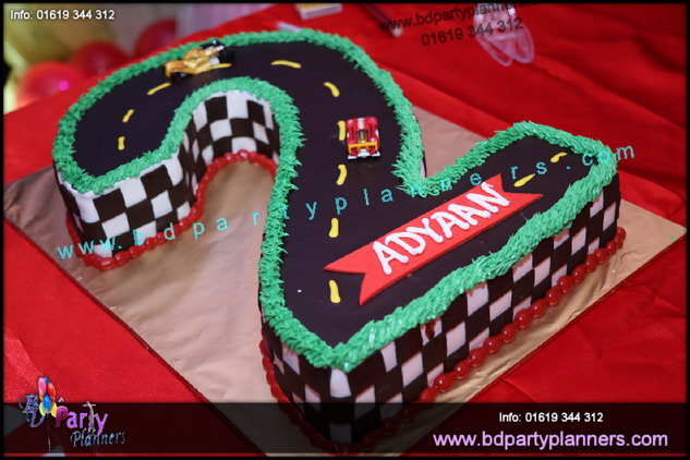 Disney Cars Theme Decoration Birthday Dhaka Bangladesh