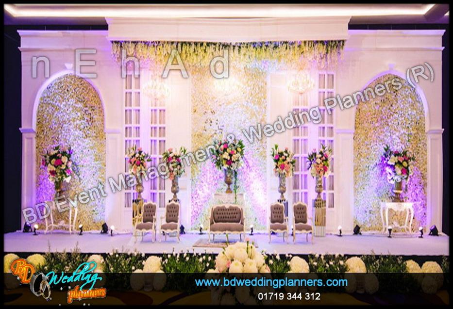 Wedding decoration bd event management wedding planners for Wedding planner decoration
