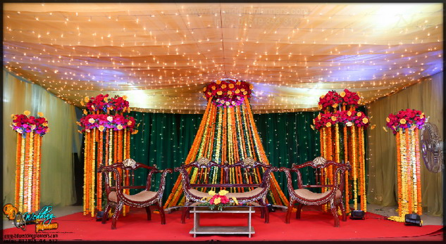 Holud stage decoration dhaka bangladesh bd event for American wedding stage decoration