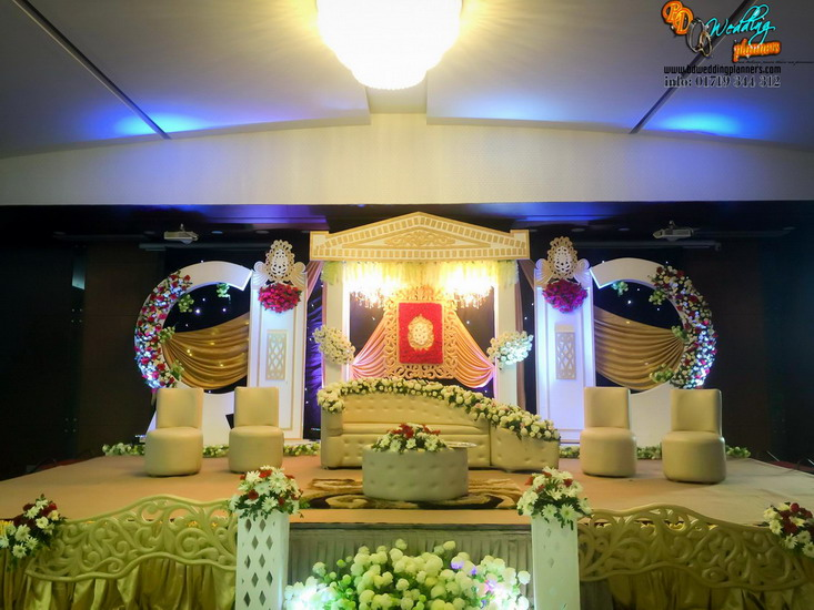 Wedding Reception Stage Bd Event Management Wedding Planners