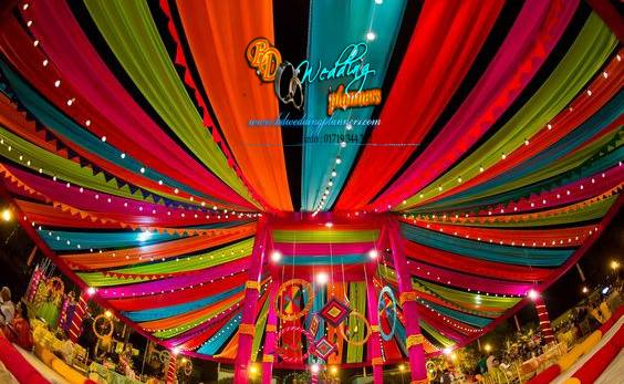 Wedding reception stage decor bd event management wedding planners from floor to ceiling and everything in between junglespirit Images