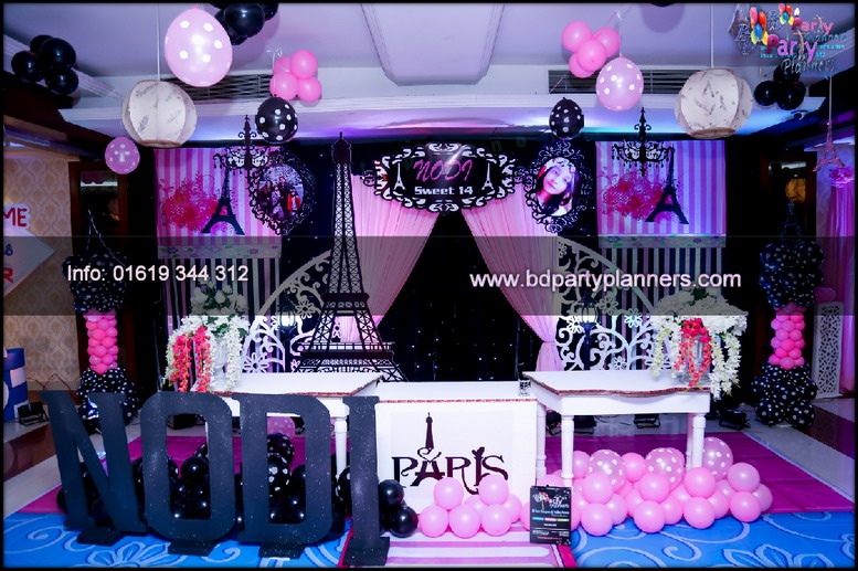 Birthday Party Planners Dhaka Bangladesh Info